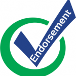Endorsement stamp